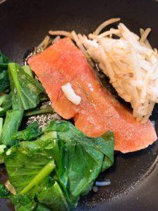 鮭のソテー,楽レシピ